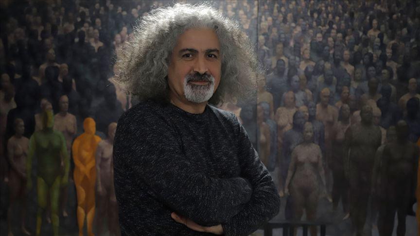 Ressam Haydar Ekinek'in yeni sergisi İstanbulluların beğenisine sunulacak