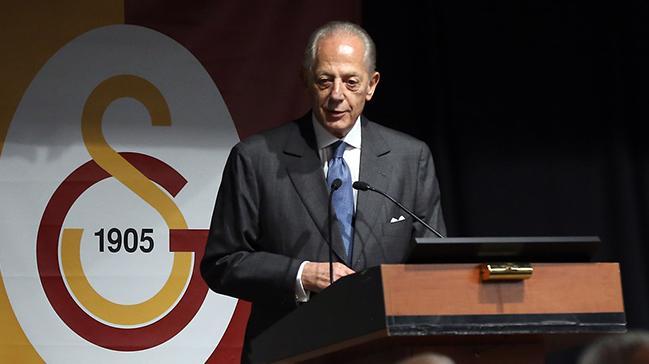 Faruk Süren, Galatasaray'da başkanlığa aday olmayacağını açıkladı