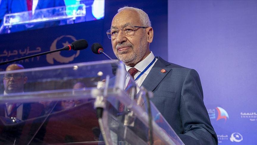 Gannuşi: Nahda Tunus'un Kalbi Partisinin olduğu hükümette yer almayacak