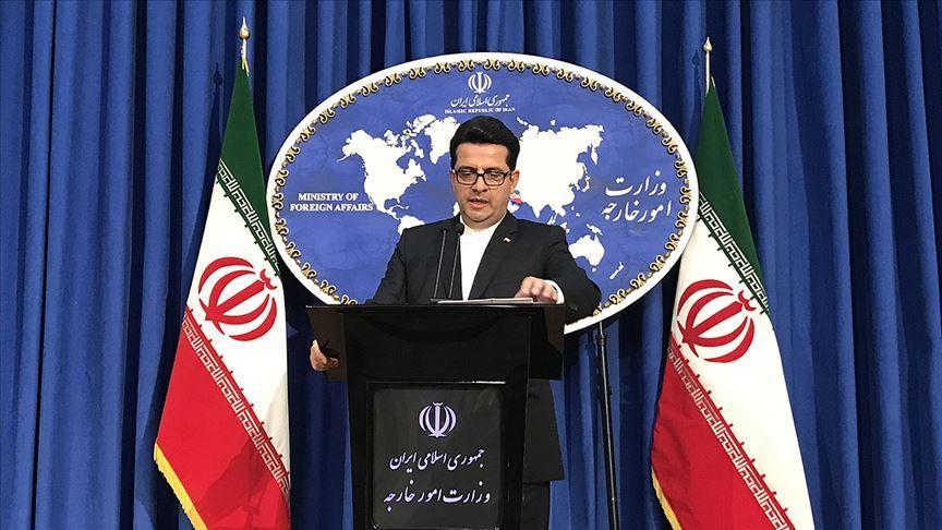 İran ABD'nin yasa dışı Yahudi yerleşim kararını kınadı