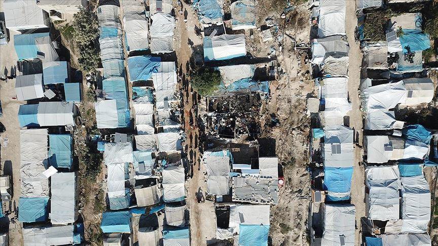 BM: İdlib'de çadır kampına düzenlenen saldırı mide bulandırıcı