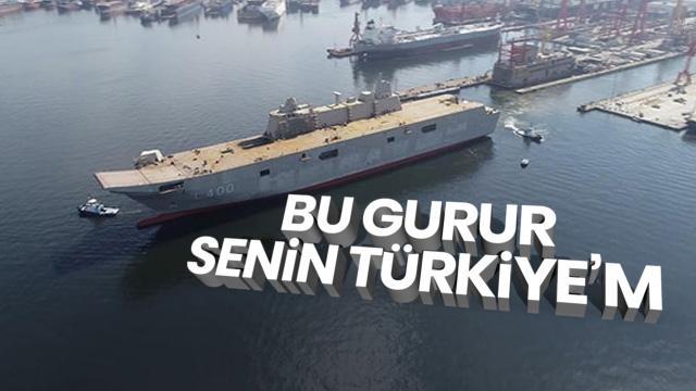 Bu gurur senin Türkiye'm!
