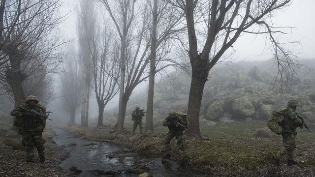 MSB: Pençe-3 Harekâtı kapsamında 5 PKK'lı terörist hava destekli operasyonlarla etkisiz hale getirildi
