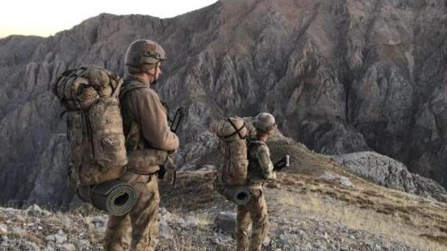 Erzincan'da Kıran-4 operasyonunda PKK'ya ağır darbe vuruldu: 11 sığınak imha edildi