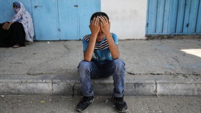 AB, İsrail'in Filistinli çocuklara yönelik ihlallerinden endişeli