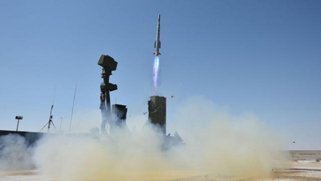 Türkiye'nin ilk yerli ve milli hava savunma sistemi HİSAR-A göreve hazır