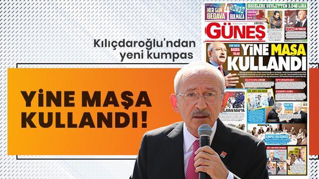 Kılıçdaroğlu'ndanyeni kumpas
