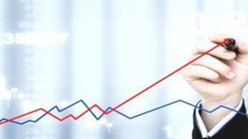 Finansal hizmetlerde güven Kasım'da 24.5 puan arttı