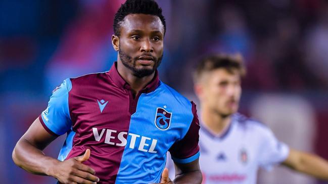 Trabzonspor, Badou Ndiaye'yi kadrosuna katarsa Obi Mikel ile yollar ayrılacak