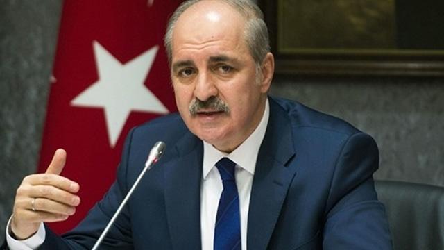 Numan Kurtulmuş: CHP Cumhuriyet Halk Fırkası zihniyetini ortaya koydu