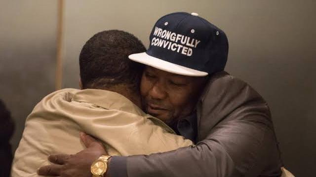 23 yıl haksız yere hapis yatan siyahi mahkuma 7 milyon dolar yetmedi