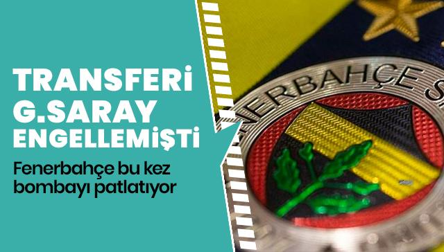 Yılın transferini Galatasaray engellemişti! Fenerbahçe bu kez bitiriyor