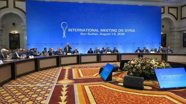Türkiye, Rusya ve İran'ın Suriye konulu 14. Garantörler Toplantısı'nın tarihi belli oldu