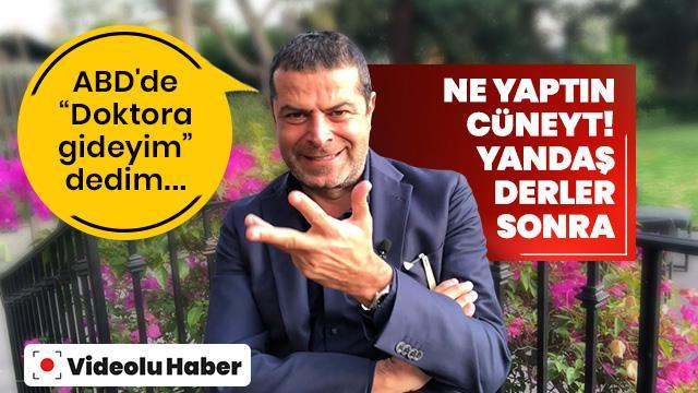 Cüneyt Özdemir: Yine diyeceksiniz ki 'Cüneyt yandaşa bağladı'