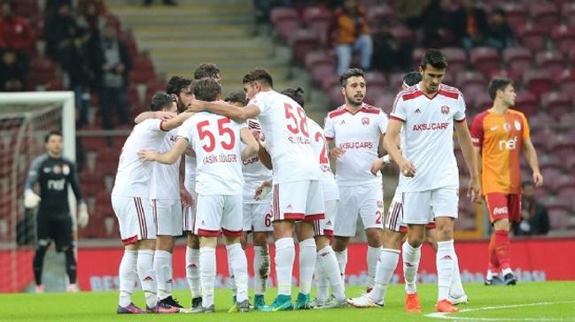 24Erzincanspor kupada Beşiktaş'a karşı sürpriz peşinde