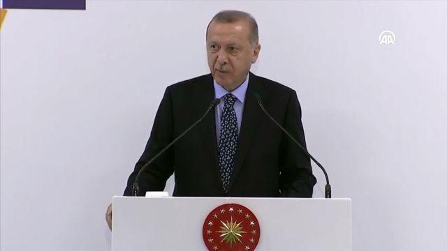 Başkan Erdoğan: Ülkemizi sinsi oyundan kurtarmayı başardık