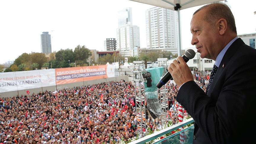 Başkan Erdoğan'dan Kılıçdaroğlu'na hodri meydan: Cumhurbaşkanlığımı ortaya koyuyorum