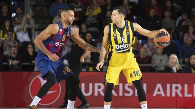 Fenerbahçe Beko ilk deplasman galibiyeti için Fransa'da Asvel'e konuk oluyor