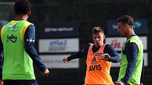 Fenerbahçe'de Kruse ve Muric yine yok