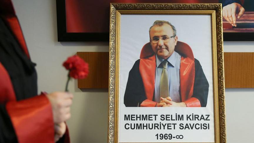 İstinaf Mahkemesi Savcı Mehmet Selim Kiraz davasında verilen kararı uygun buldu