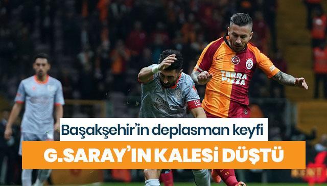 Galatasaray'ın kalesi yıkıldı