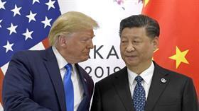 Çin ile ABD ticaret anlaşması imzalıyor