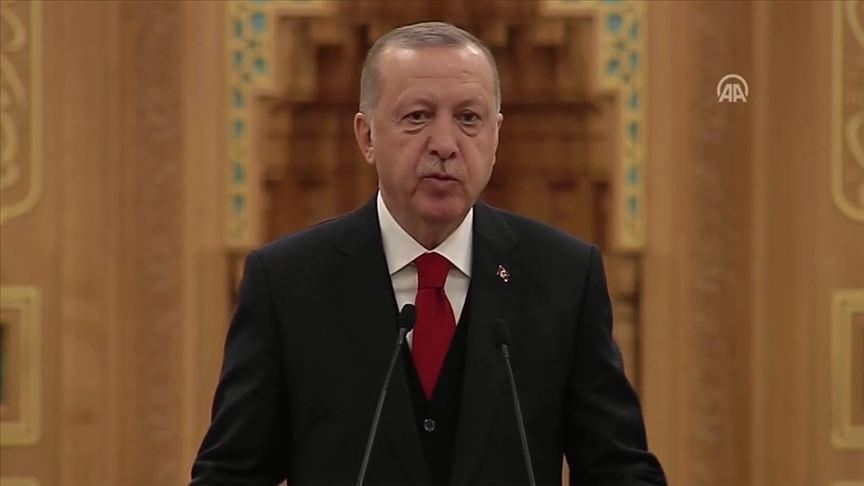 Başkan Erdoğan: İslam düşmanlığı adeta zehirli bir sarmaşık gibi yayılıyor