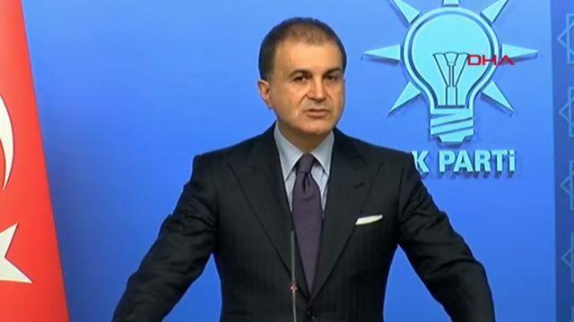 AK Parti Sözcüsü Ömer Çelik'ten MKYK sonrası önemli açıklamalar