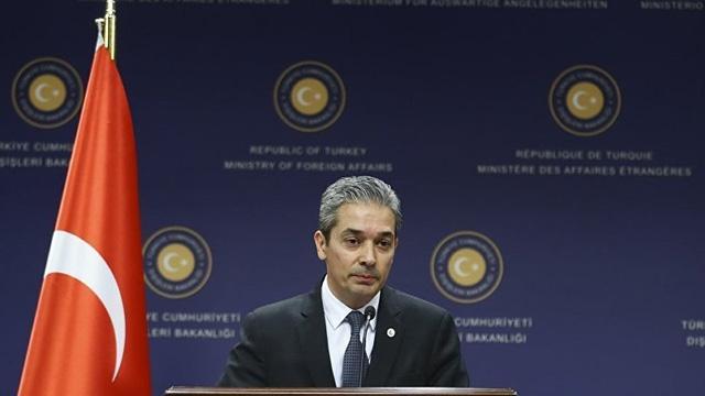 Dışişleri Bakanlığı: 'Türk Akım' açılışı 8 Ocak 2020'de yapılacak