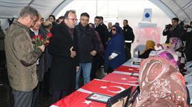 BİK Genel Müdürü Duran'dan Diyarbakır annelerine ziyaret