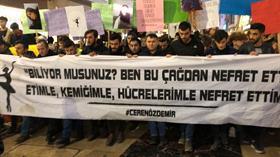 Ordu Ceren Özdemir için yürüyor: Bu kadar mıydı bir meleğin ölümü