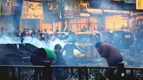 Irak'ın başkenti Bağdat'ta göstericilere ateş açıldı! Çok sayıda ölü ve yaralı var