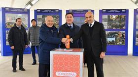 Türk firması Kazakistan'da turistik tesis inşa edecek
