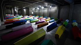 Ahmet Güneştekin'in 'Hafıza Odası' sergisi açıldı