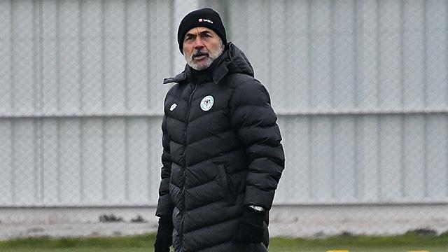 Aykut Kocaman, Konyaspor yönetiminin 'devam' kararını değerlendirdi