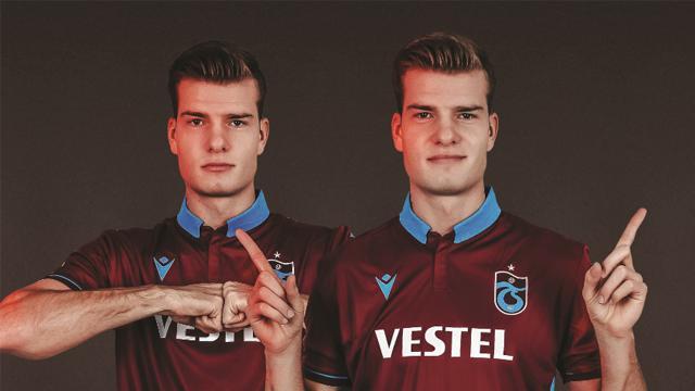 Trabzonspor'un golcüsü Sörloth: Gördüğüm en coşkulu atmosfer Trabzon'da