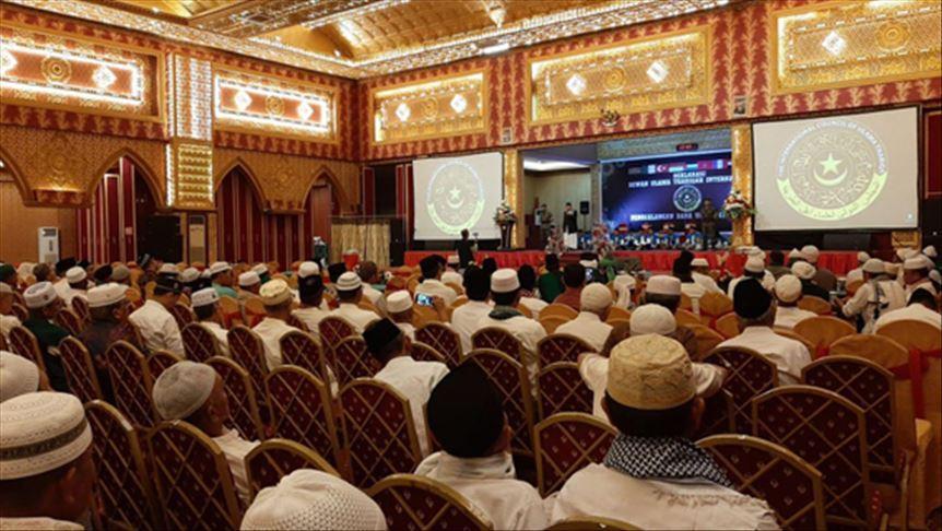 Endonezya ulemasından FETÖ'nün tüm faaliyetlerinin yasaklanması çağrısı