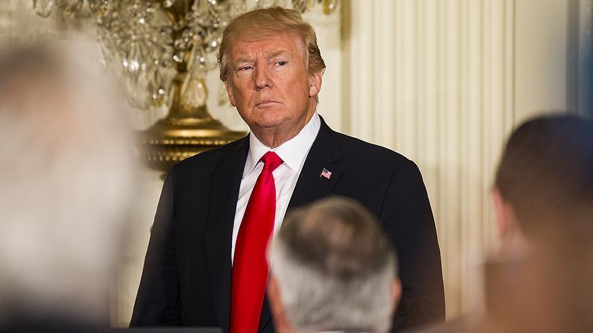 Trump: 'Suudi Arabistan'a 12 bin asker göndereceğimiz' yalan haber