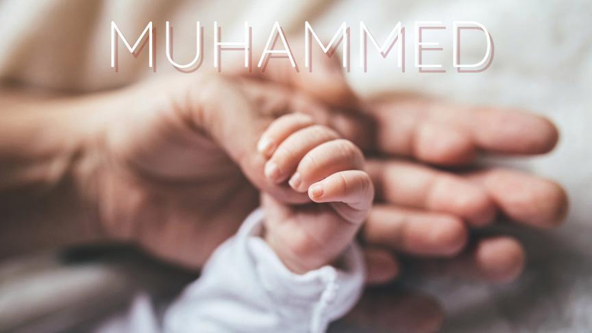 ABD'de Muhammed akımı: Bebek isimlerinde ilk 10'a girdi