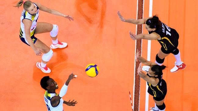 FIVB Kadınlar Dünya Kulüpler Şampiyonası'nda finalist Eczacıbaşı VitrA