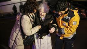 Yaşlı kadın, şizofren kızının çıkardığı iddia edilen yangında öldü