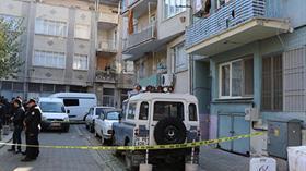 Denizli'de vahşet: Ev arkadaşlarını öldürdü