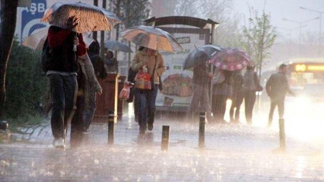 Meteoroloji duyurdu! Soğuk ve yağışlı havanın etkisi artıyor...