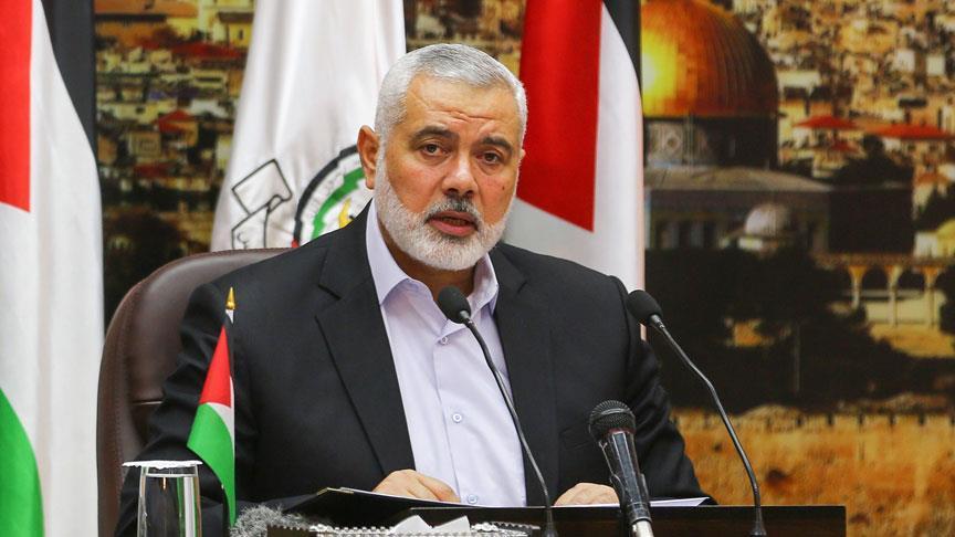 Hamas lideri Heniyye yurt dışı turuna çıkıyor: Türkiye'ye de gelecek