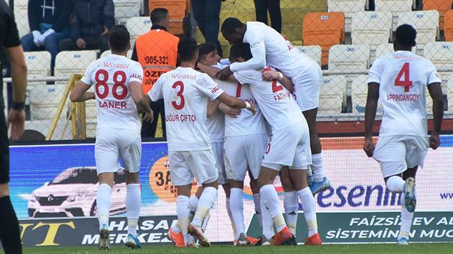 Süper Lig'in lideri Sivasspor, Malatya deplasmanında da güldü!