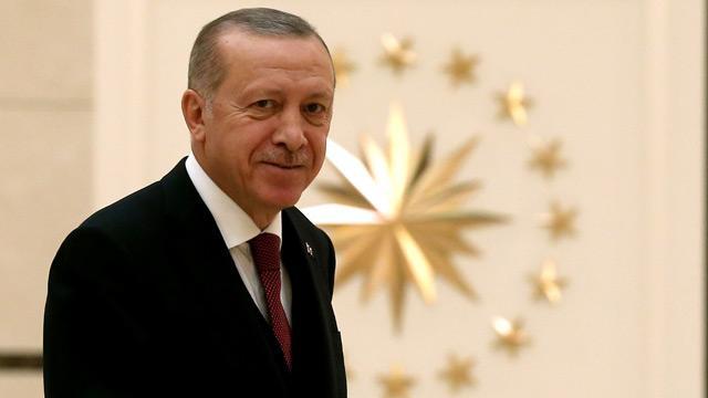 Başkan Erdoğan, Kilis'in kurtuluş yıl dönümünü kutladı