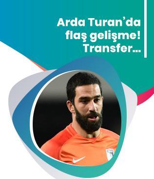 Arda Turan, Galatasaray'a gelmek için boş mukaveleye imza atacak