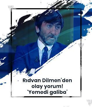 Rıdvan Dilmen, Fenerbahçe'nin ilk golünde ofsayt olduğunu iddia etti: Yemedi galiba derler!