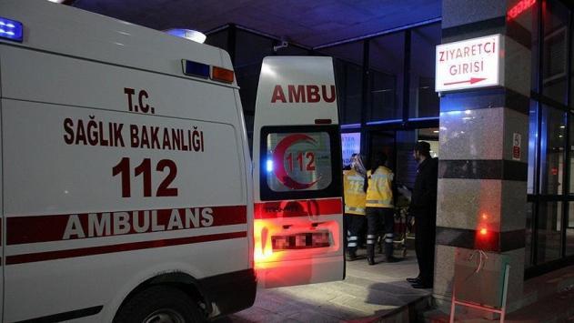 Barış Pınarı Harekatı'nda görevli sağlıkçının 'yaralı Mehmetçik' anısı duygulandırdı