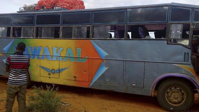 Kenya'da terör örgütü Eş-Şebab otobüs yolcularını hedef aldı: 8 ölü